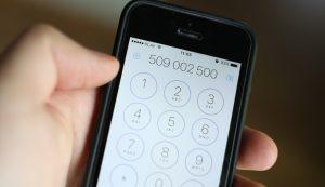Wybieraj prawidłowy numer telefonu serwisowego