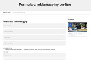 Reklamację zgłosisz on-line